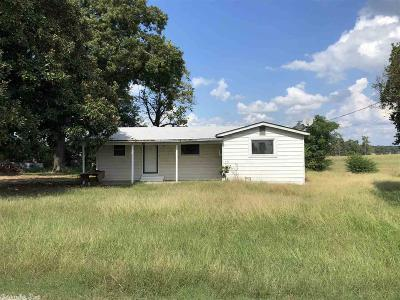 Nashville AR Single Family Home For Sale: $45,000