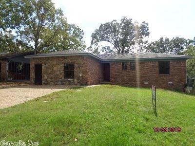 North Little Rock Single Family Home Back On Market: 517 Paula Drive