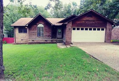 Jacksonville Single Family Home For Sale: 1517 Elaine Drive