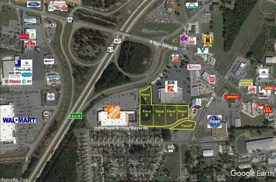 Cabot Residential Lots & Land For Sale: Dakota & Home Depot Dr.