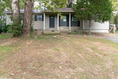 Benton Single Family Home For Sale: 2084 Mulberry Salem Road