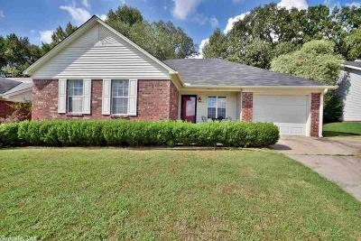 White County Single Family Home For Sale: 129 March Cove