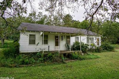 Conway Single Family Home For Sale: 2215 W Highway 64