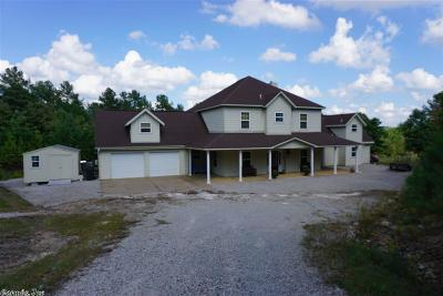 Garland County Single Family Home For Sale: 263 Falcon Ridge Trail