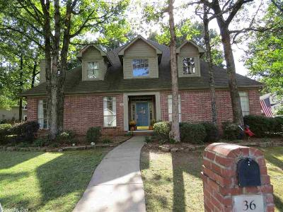 Little Rock Single Family Home For Sale: 36 Aberdeen Drive
