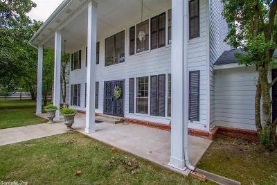 Sherwood Single Family Home For Sale: 11905 Jacksonville Cato Road