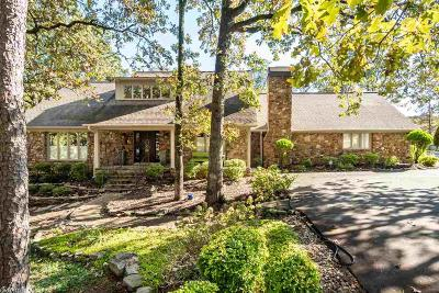 Little Rock Single Family Home For Sale: 8 Pebble Beach Drive