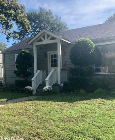Little Rock Single Family Home Price Change: 2319 N McKinley Street