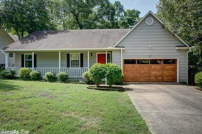 Little Rock Single Family Home New Listing: 7 Cedar Point Court