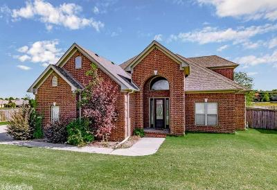 Conway Single Family Home For Sale: 1400 Gardenia