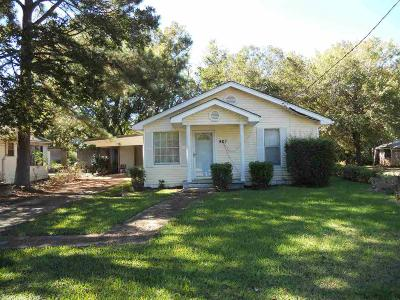 Warren AR Single Family Home For Sale: $27,000