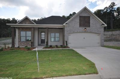 Little Rock Single Family Home For Sale: 31 Belles Fleurs