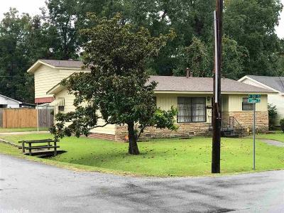 Pine Bluff Single Family Home For Sale: 1200 W 31st