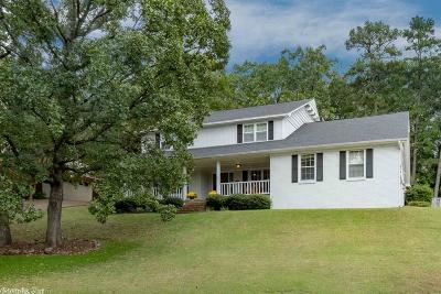 Little Rock Single Family Home For Sale: 211 Valley Club Circle