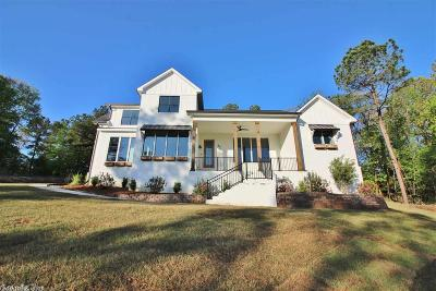 Benton Single Family Home For Sale: 579 Valley Hill Road