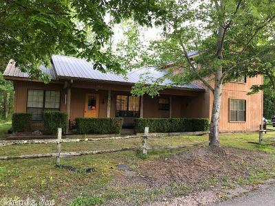 Hot Springs Single Family Home For Sale: 904 Murders Rd