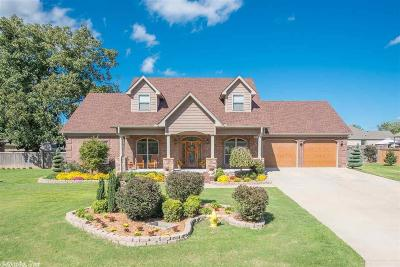 Cabot Single Family Home For Sale: 28 Skylar Cove