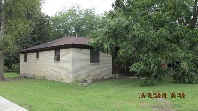 Little Rock Single Family Home For Sale: 8301 Baseline Drive