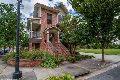 North Little Rock Condo/Townhouse New Listing: 444 Maple Street