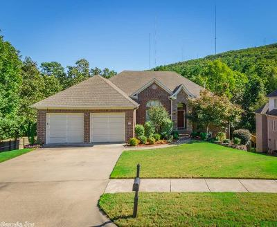 Little Rock Single Family Home For Sale: 137 Challain Drive