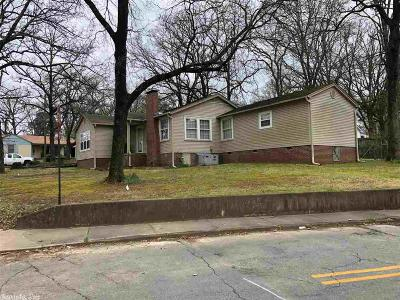North Little Rock Single Family Home New Listing: 600 W F Avenue