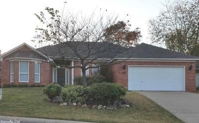 Benton Single Family Home New Listing: 2503 Twin Oaks Court