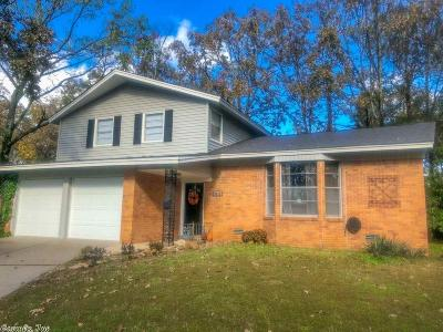 North Little Rock Single Family Home New Listing: 6912 Pontiac