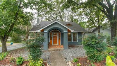 Little Rock Single Family Home New Listing: 1000 N Polk Street