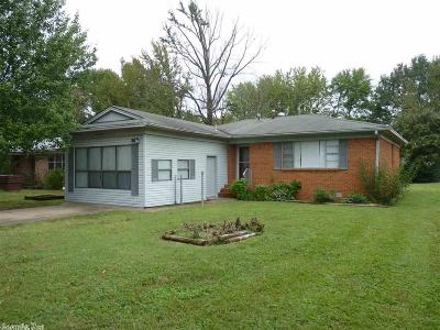Russellville AR Single Family Home New Listing: $79,000