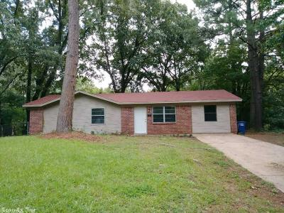 Conway Single Family Home New Listing: 1401 Bellwood Dr.