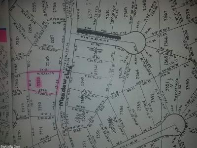 Garland County Residential Lots & Land New Listing: Meadowcliff