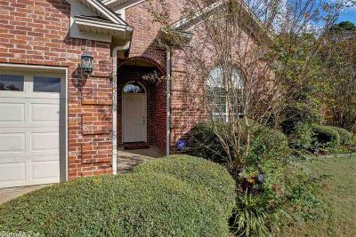 Maumelle Single Family Home For Sale: 124 Limoges Court