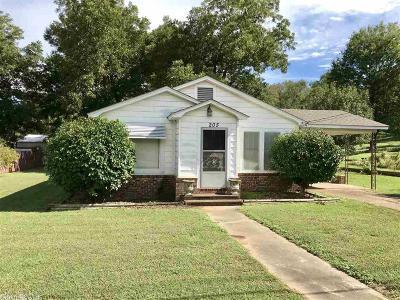 Morrilton Single Family Home For Sale: 205 S Massey Street