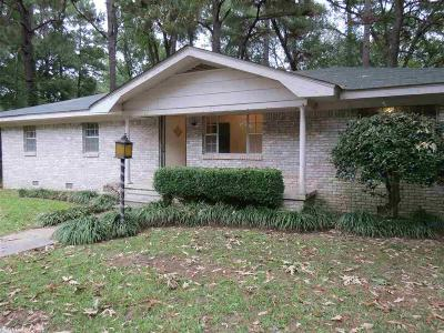 Pine Bluff Single Family Home New Listing: 3715 McFadden Road