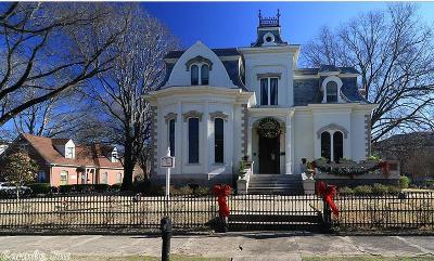 Little Rock Single Family Home Under Contract: 1321 S Scott Street