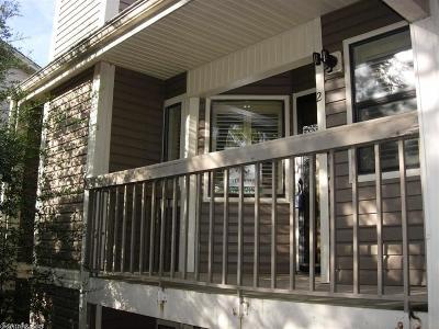 Little Rock Condo/Townhouse New Listing: 6 Towne Park Court #2