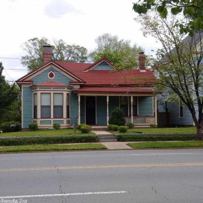Little Rock Single Family Home New Listing: 1501 S Broadway