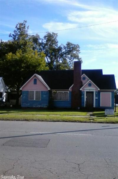 Pine Bluff Single Family Home For Sale: 1120 W 5th Avenue