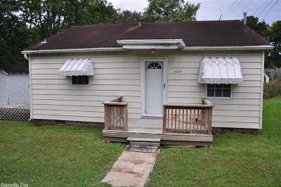North Little Rock Single Family Home New Listing: 114 E 18th
