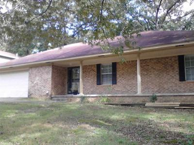 Little Rock Single Family Home New Listing: 2809 Peach Tree Drive