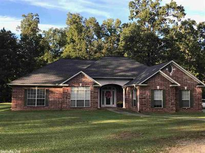 Pine Bluff AR Single Family Home New Listing: $199,500