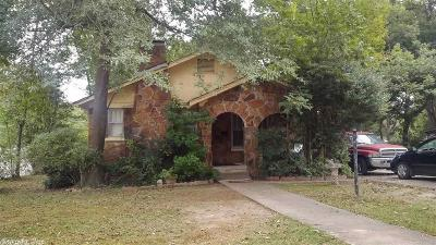 North Little Rock Single Family Home New Listing: 1724 Franklin