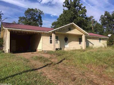 De Queen, Horatio, Gillham, Dierks Single Family Home Under Contract: 354 A Hwy 70 B
