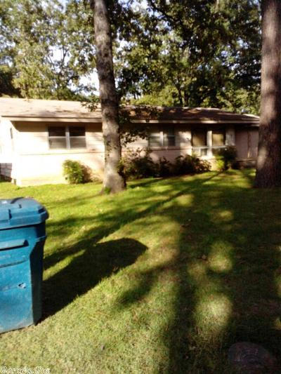 Little Rock Single Family Home New Listing: 8 Exeter Drive