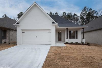 Little Rock Single Family Home Price Change: 518 Wildcreek Circle