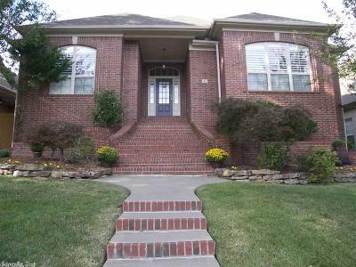 Little Rock AR Single Family Home New Listing: $305,900