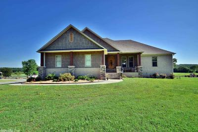 Faulkner County Single Family Home Back On Market: 342 Burkett Flat Road