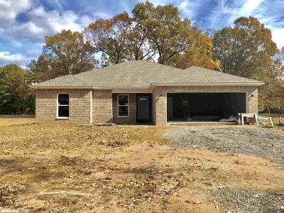Conway AR Single Family Home New Listing: $227,000