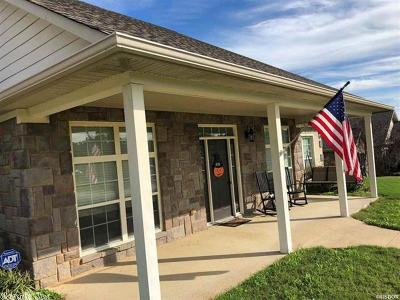 Garland County Single Family Home New Listing: 132 Silverleaf St