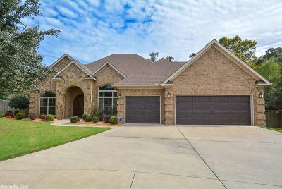 Single Family Home For Sale: 5534 Palisades Cove